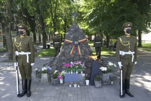 Minėjimas Vilniuje