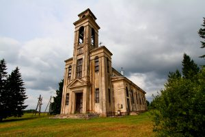 Palendrių bažnyčia / Kelmės TIC archyvo nuotr.