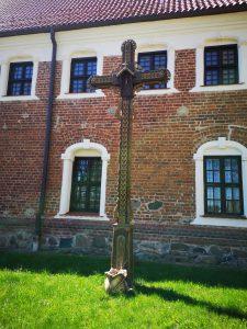 P.Bialaglovio kryžius / S. Sabaliauskienės nuotr.