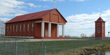Rokonių kaimo bažnyčia