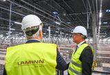 Prezidentas dalyvauja SBA gamyklos pristatymo renginyje / Prezidentūros nuotr.