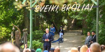Prezidentūros nuotr.