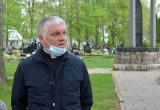 Ilguvos klebonas kun. Francas Kuklys susirūpinęs, kad bažnyčia ir varpinė prašosi skubaus tvarkymo / Dariaus Pavalkio nuotr.