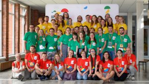 IPhO organizatorių komanda