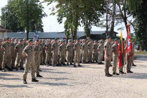 Kunigaikščio Margirio pėstininkų bataliono nuotr.