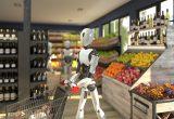 Robotas parduotuvėje