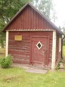 Tėvo Stanislovo namelis-muziejus Juodeikiuose / Broniaus Vertelkos nuotr.