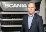 """""""Scania Lietuva"""" servisų veiklos vadovas Mindaugas Blužas"""