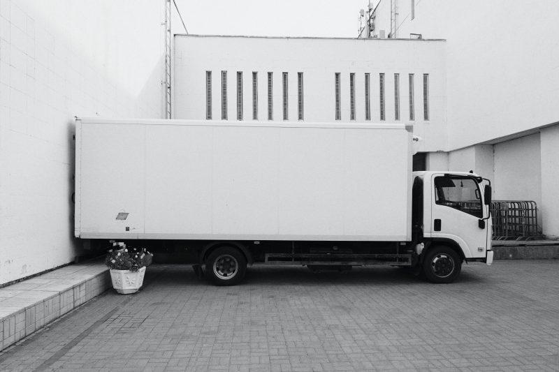 Sunkvežimis / unsplash.nuotr.