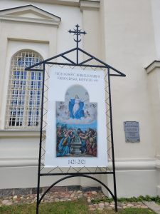 Veliuonos Švč. Mergelės Marijos bažnyčia švenčia 600 metų jubiliejų / Vidmantos Ambrizienės nuotr.