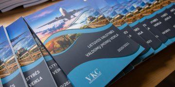 VKC ataskaitos