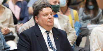 Kauno apskrities totorių bendruomenės pirmininkas Kęstutis Zenonas Šafranavičius / asmeninio archyvo nuotr.